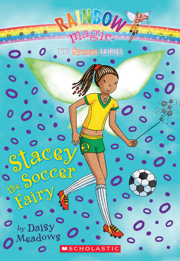 Daisy Meadows - Stacey the Soccer Fairy