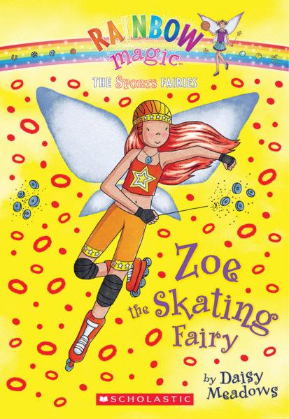 Daisy Meadows - Zoe the Skating Fairy