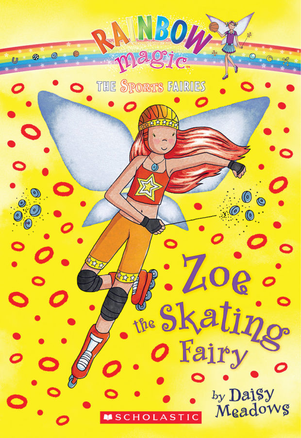 Daisy Meadows - Zoe the Skating Fairy
