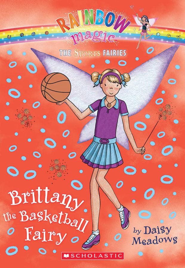 Daisy Meadows - Sports Fairies, The #4: Brittany the Basketball Fairy