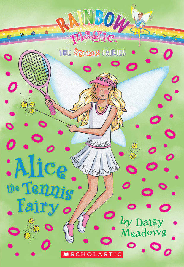 Daisy Meadows - Alice the Tennis Fairy