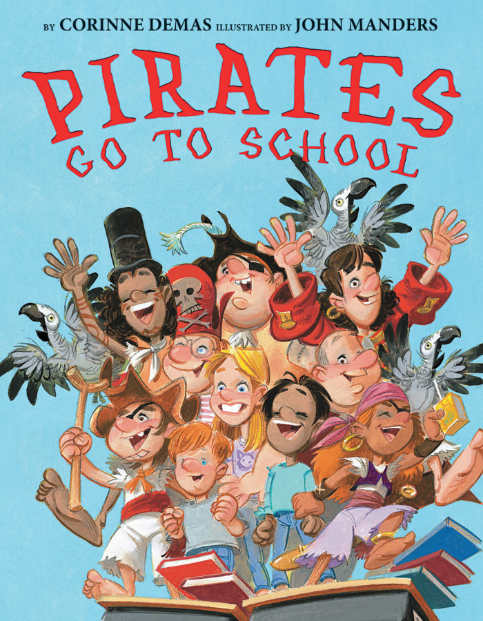 Corinne Demas - Pirates Go to School
