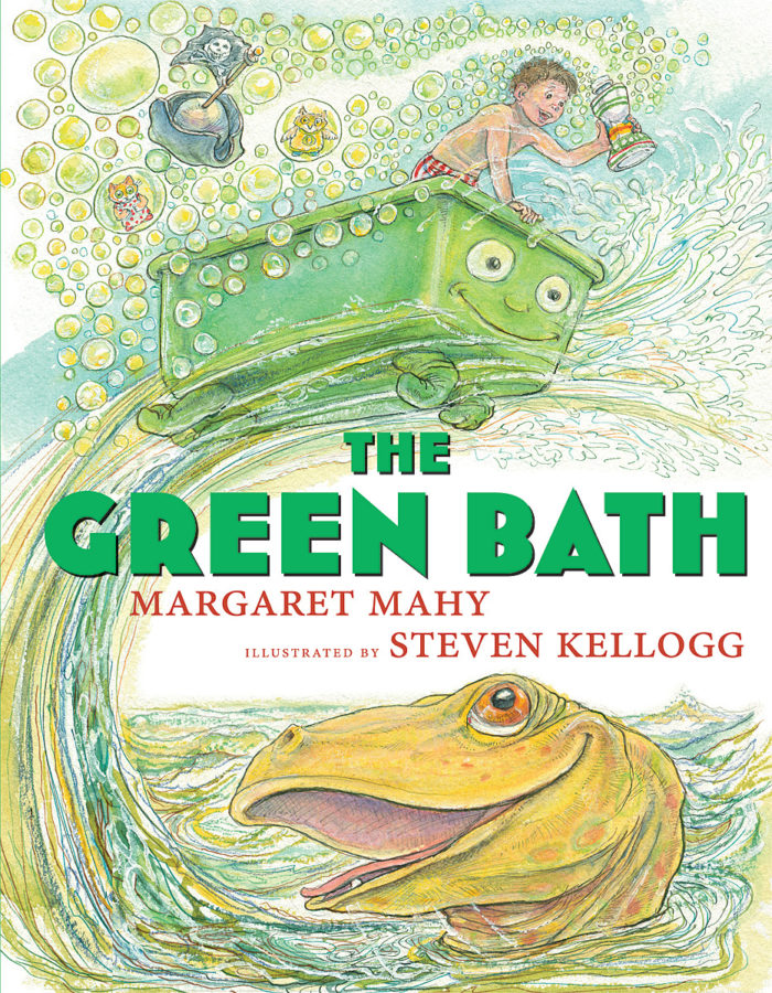 Margaret Mahy - Green Bath, The