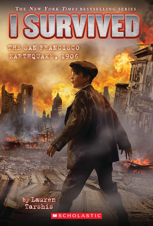 Lauren Tarshis - I Survived #5: I Survived the San Francisco Earthquake, 1906