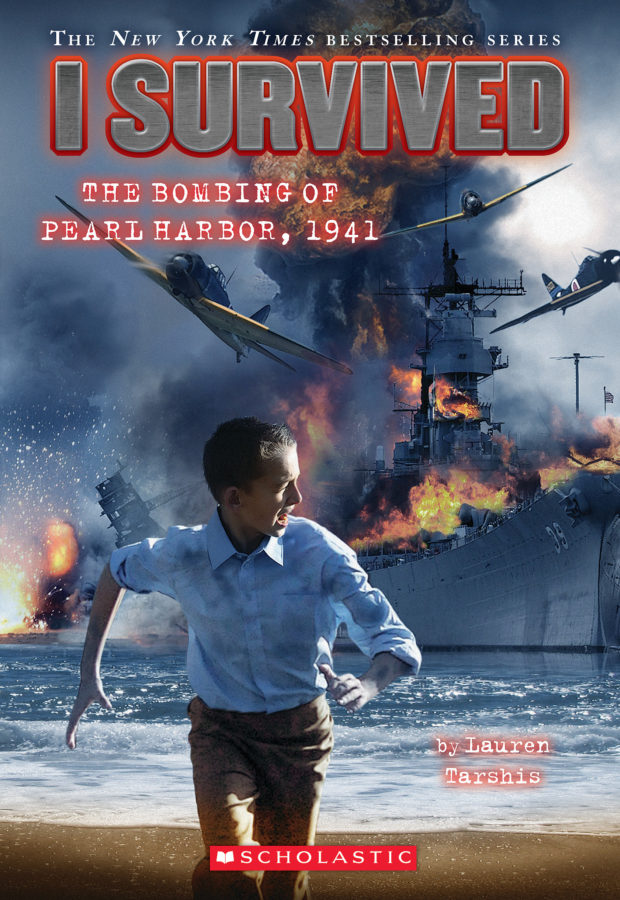 Lauren Tarshis - I Survived the Bombing of Pearl Harbor, 1941