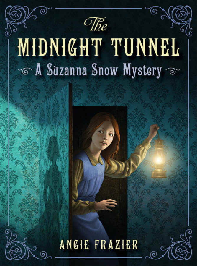 Angie Frazier - The Midnight Tunnel