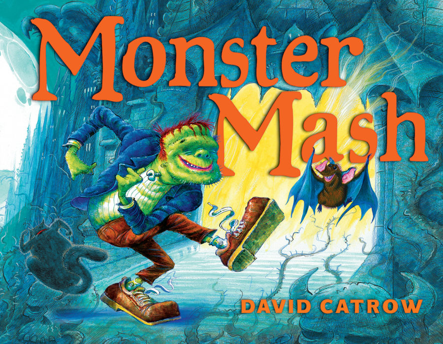 David Catrow - Monster Mash