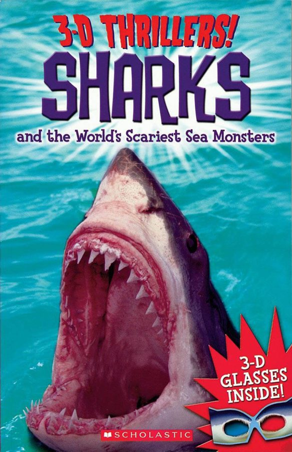 Lynn Gibbons - 3-D Thrillers: Sharks and the World's Scariest Sea Monsters