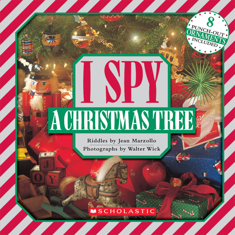 Jean Marzollo - I Spy a Christmas Tree