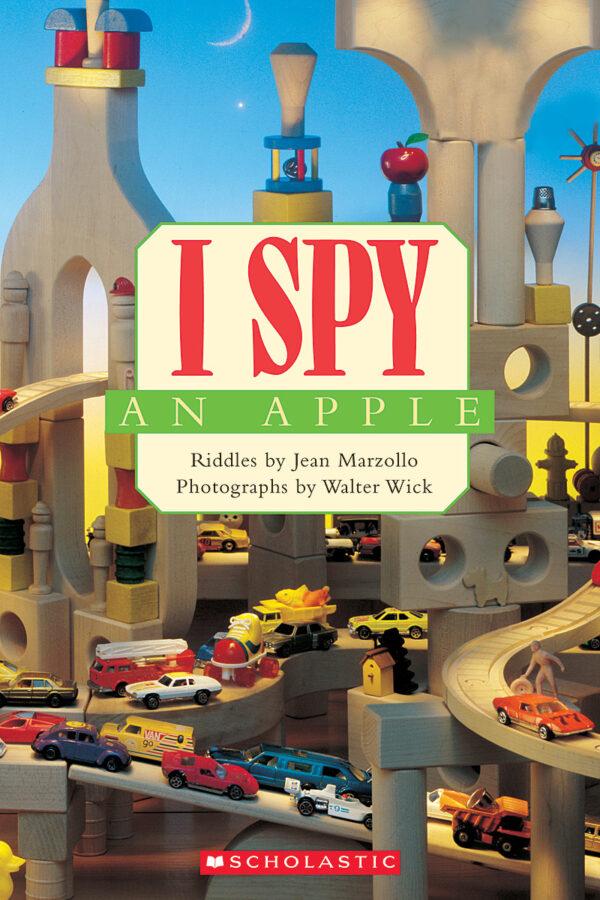 Jean Marzollo - Schol Rdr Lvl 1: I Spy an Apple