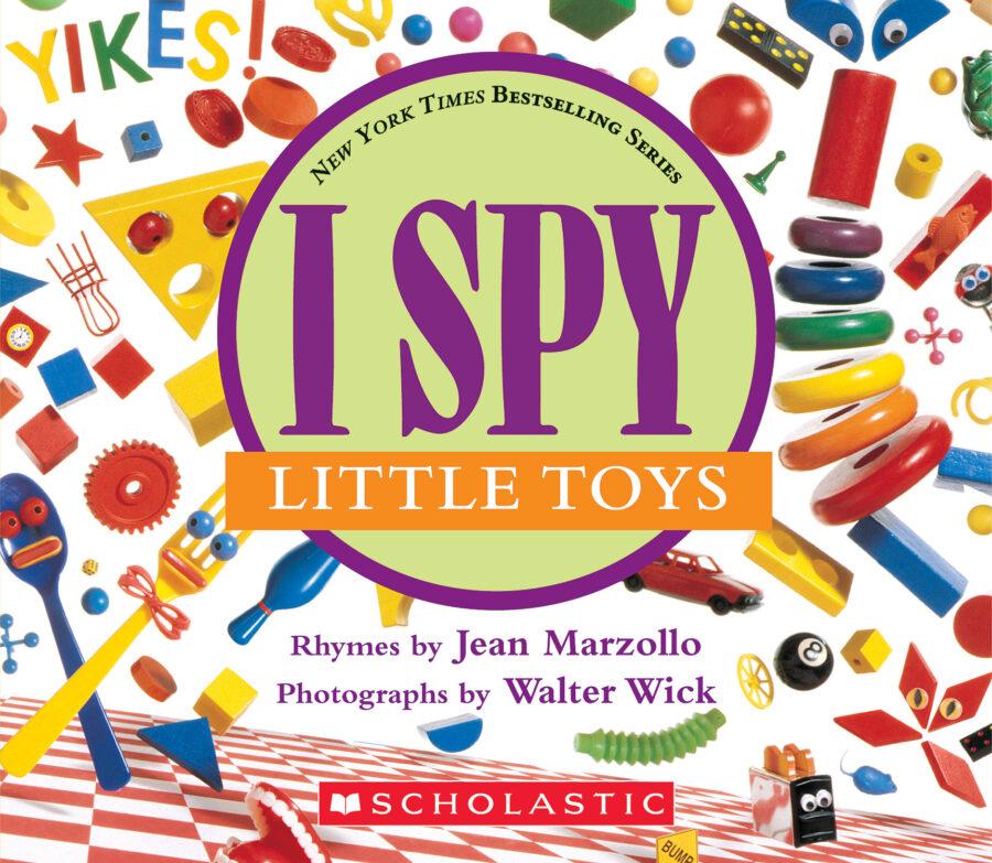 Jean Marzollo - I Spy Little Toys