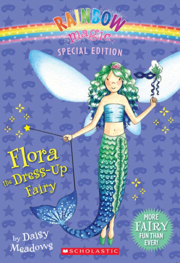 Daisy Meadows - Flora the Dress-up Fairy