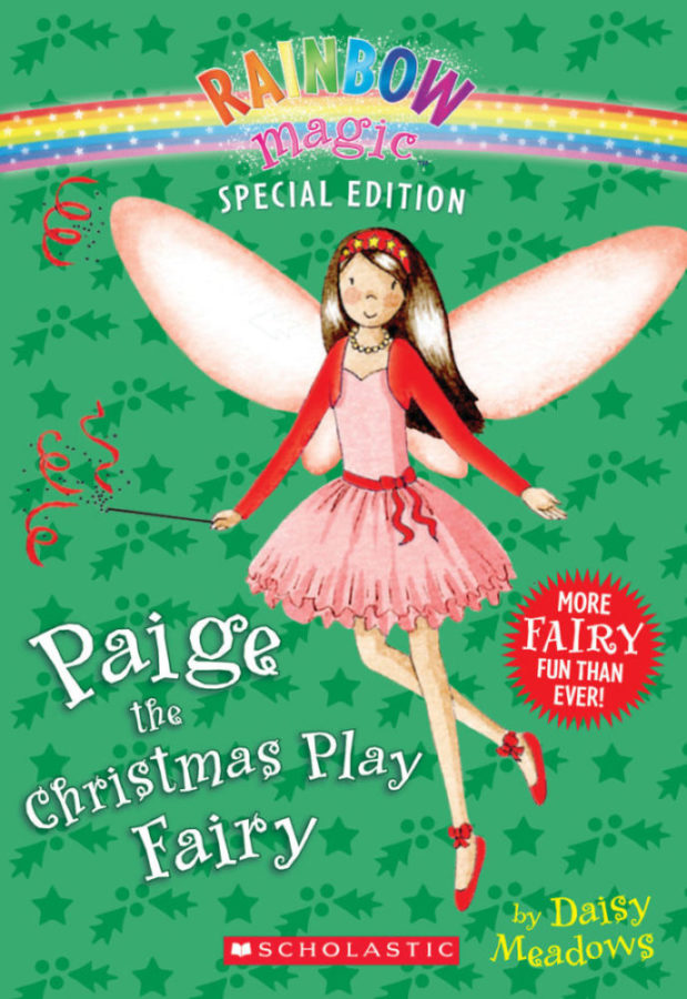 Daisy Meadows - Paige the Christmas Play Fairy