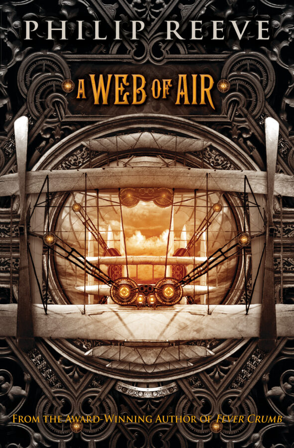 Philip Reeve - A Web of Air