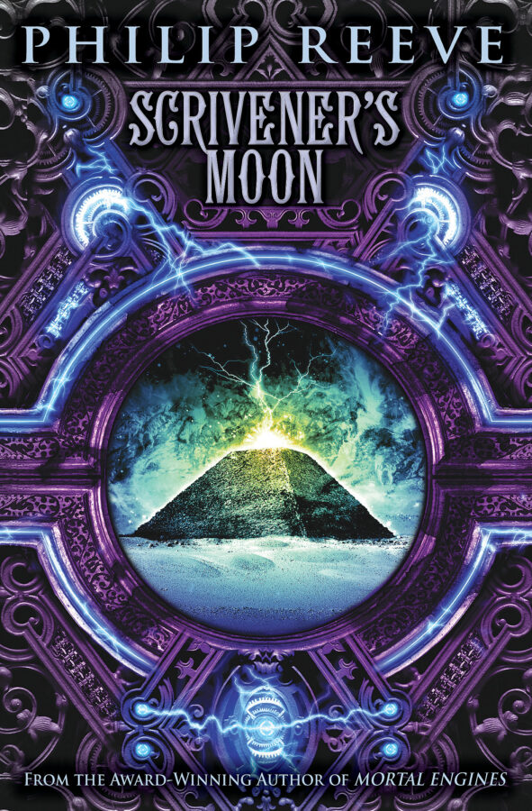 Philip Reeve - Fever Crumb: Scrivener's Moon