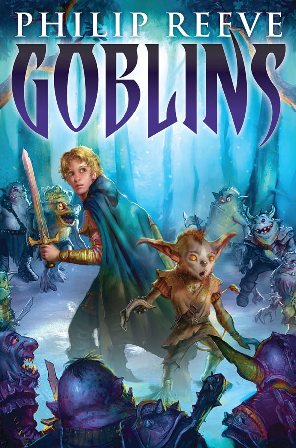 Philip Reeve - Goblins