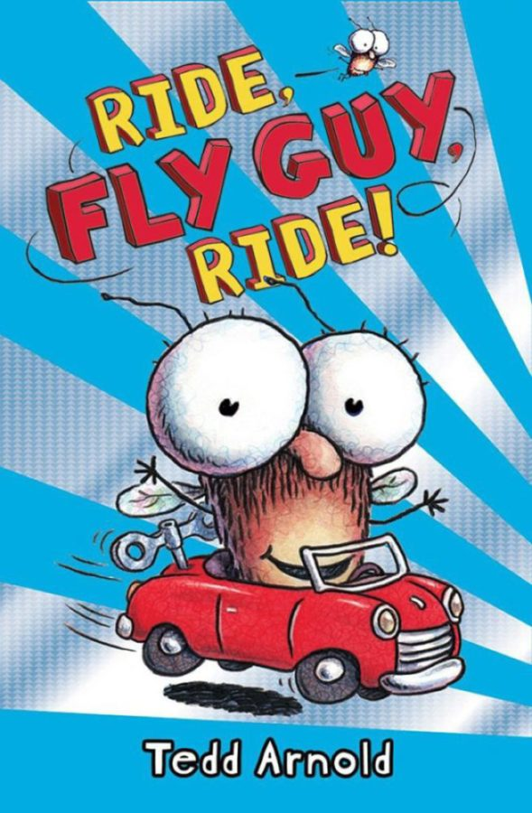 Tedd Arnold - Ride, Fly Guy, Ride!