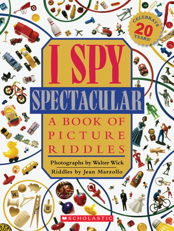 Jean Marzollo - I Spy Spectacular