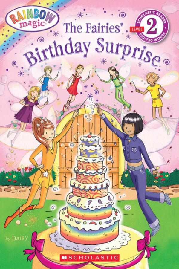 Daisy Meadows - The Fairies' Birthday Surprise