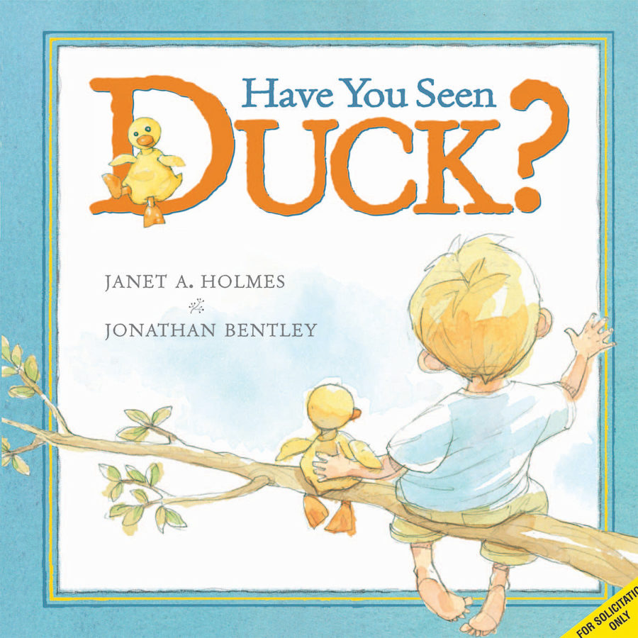 Janet A. Holmes - Have You Seen Duck?