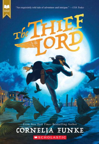 Cornelia Funke - The Thief Lord