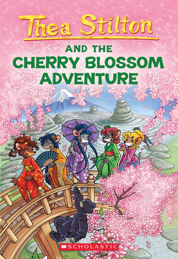 Thea Stilton - Thea Stilton and the Cherry Blossom Adventure