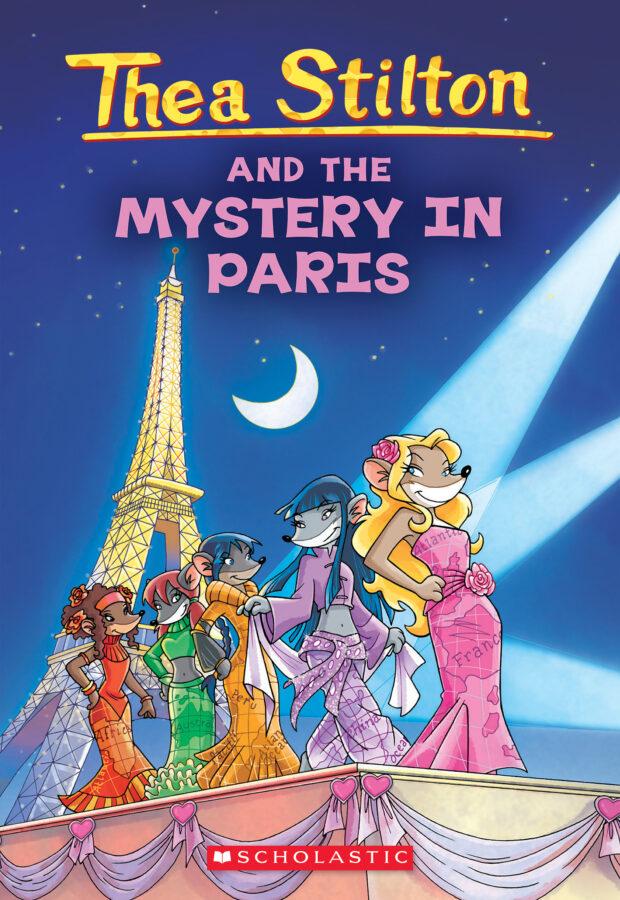 Thea Stilton - Thea Stilton and the Mystery in Paris