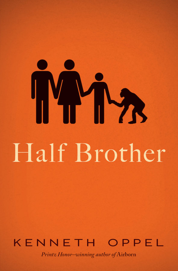 Kenneth Oppel - Half Brother