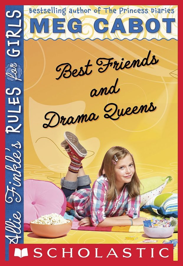 Meg Cabot - Best Friends and Drama Queens