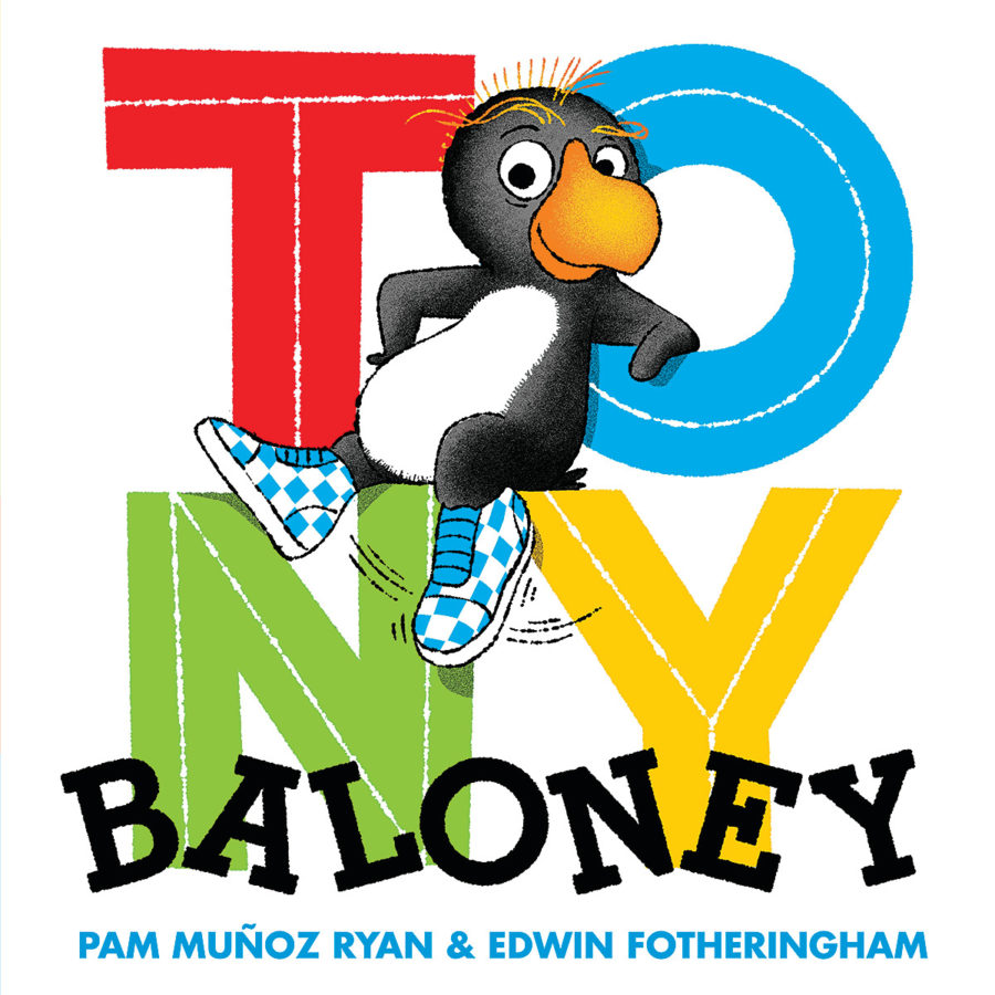 Pam Muñoz Ryan - Tony Baloney