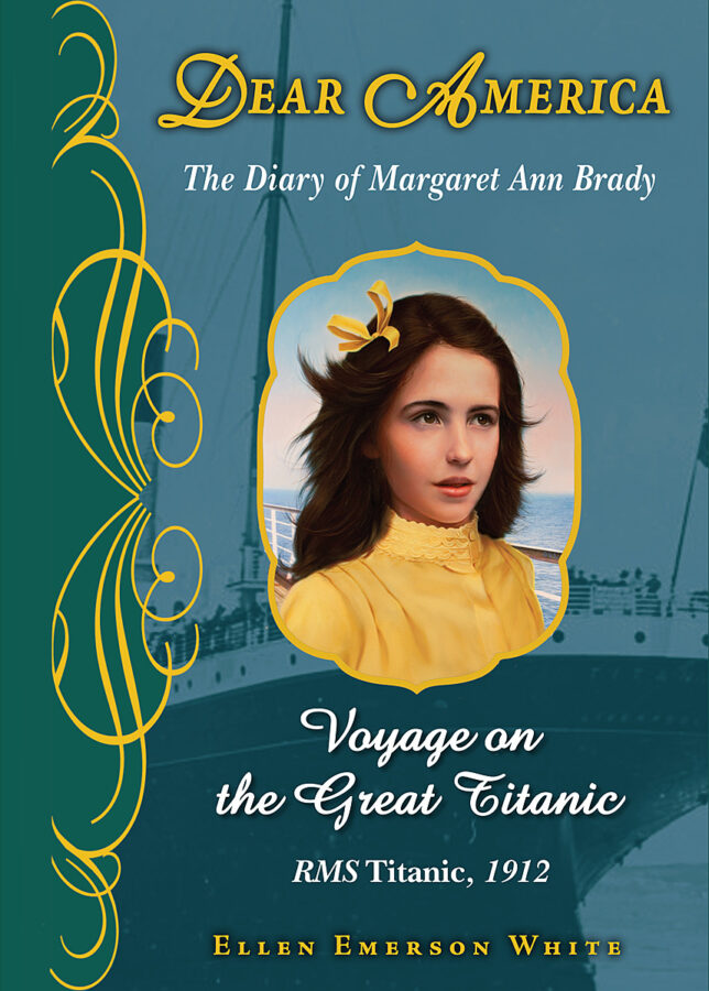 Ellen Emerson White - Voyage on the Great Titanic