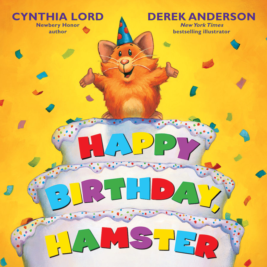 Cynthia Lord - Happy Birthday, Hamster