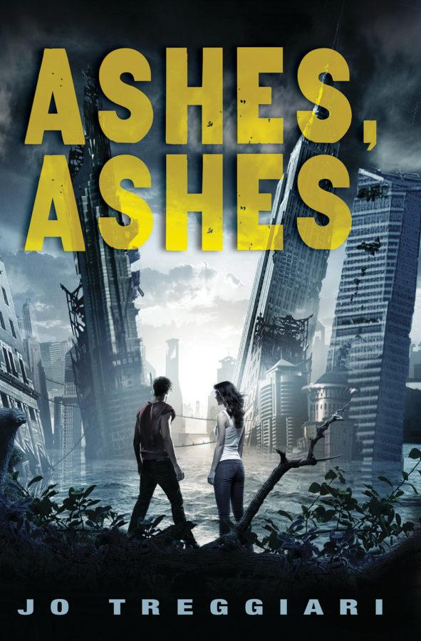 Jo Treggiari - Ashes, Ashes