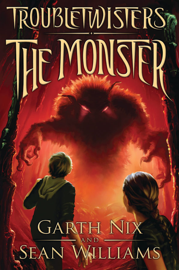 Garth Nix - Troubletwisters Book 2: The Monster