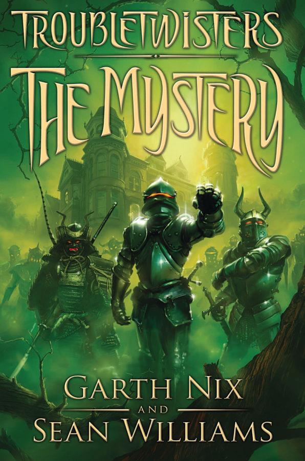 Garth Nix - The Mystery