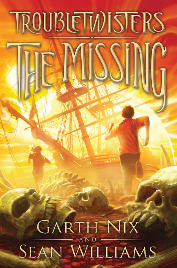 Garth Nix - The Missing