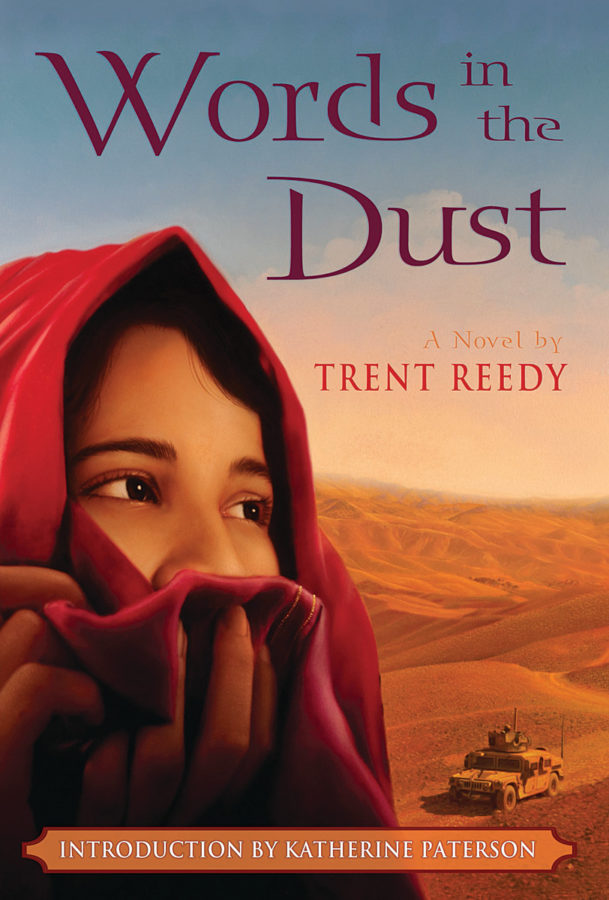 Trent Reedy - Words in the Dust