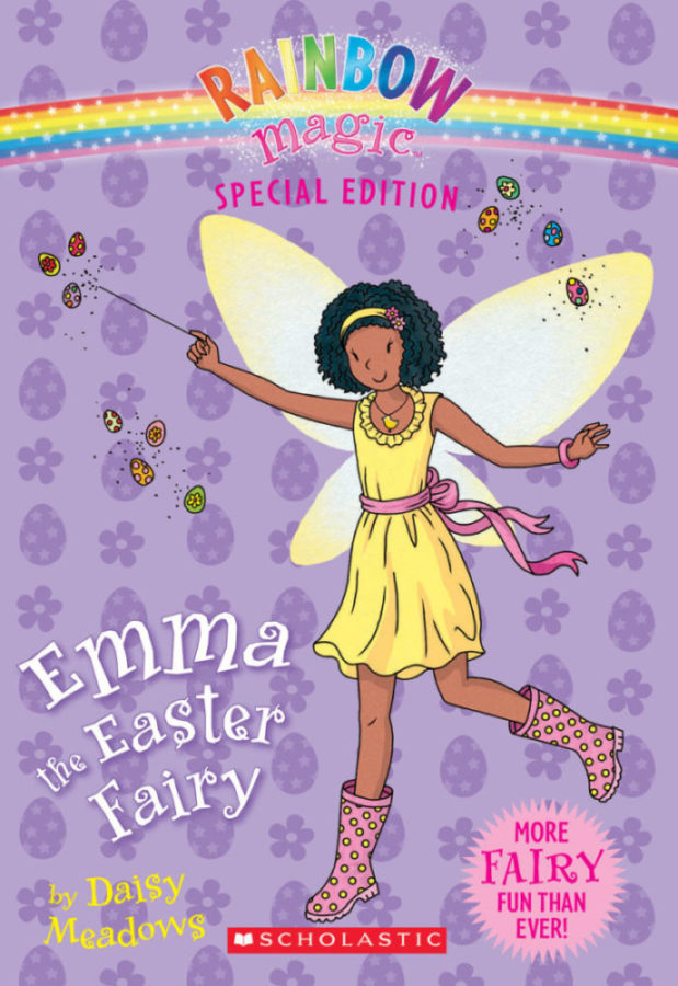 Daisy Meadows - Emma the Easter Fairy