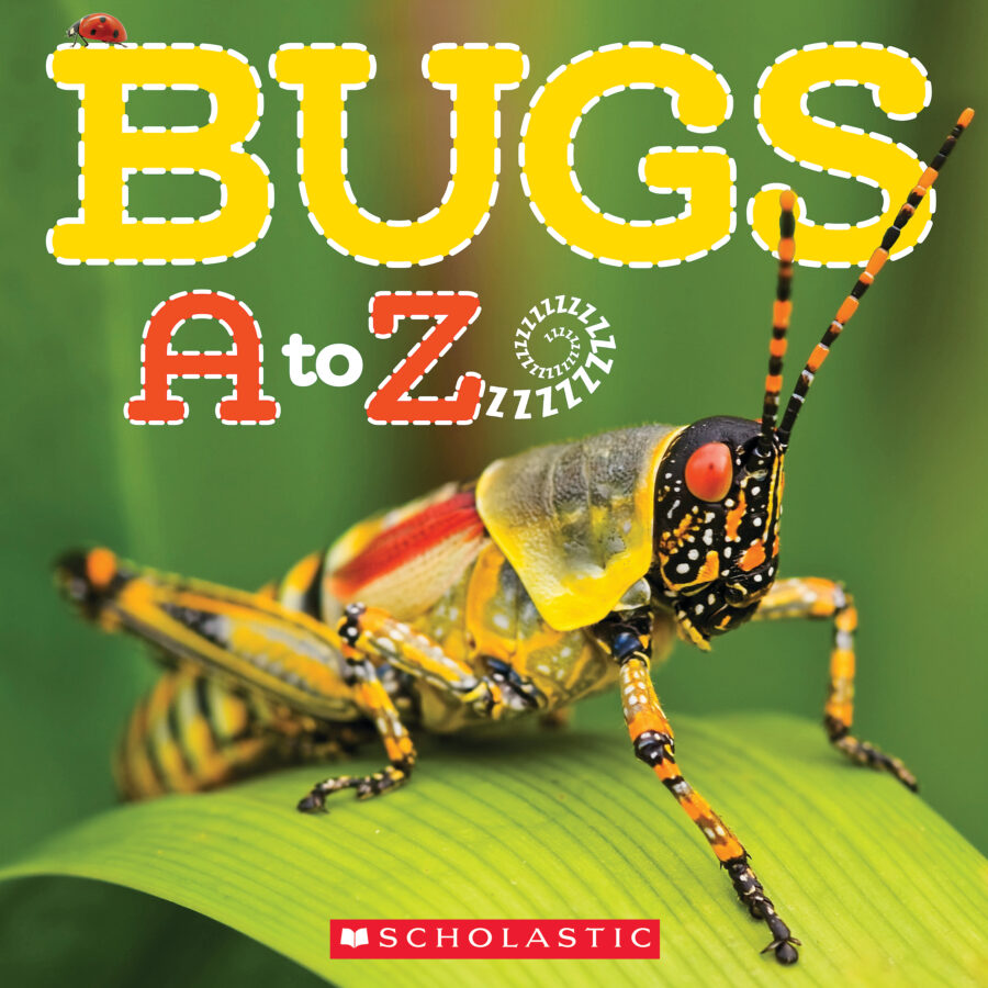 Caroline Lawton - Bugs A to Z
