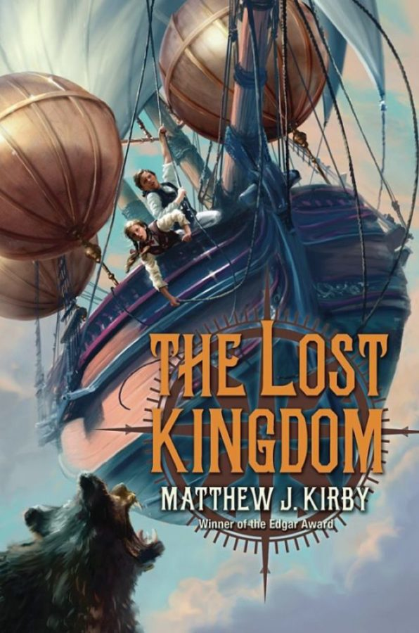 Matthew J. Kirby - The Lost Kingdom