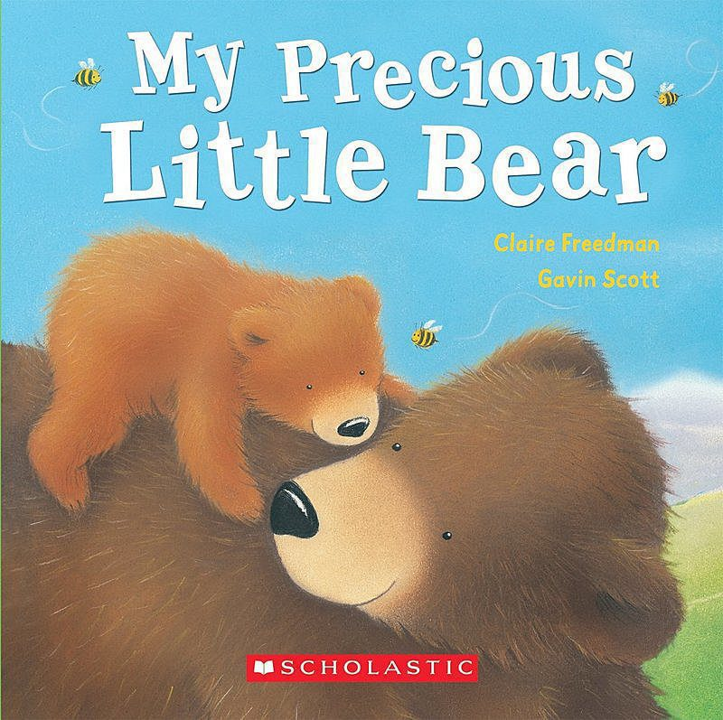 Claire Freedman - My Precious Little Bear