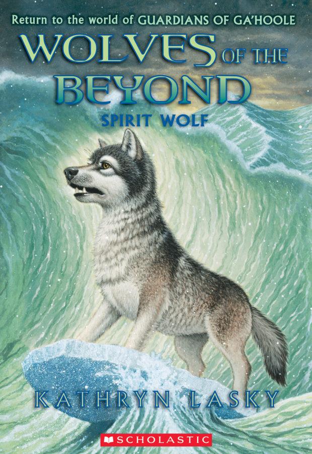 Kathryn Lasky - Spirit Wolf