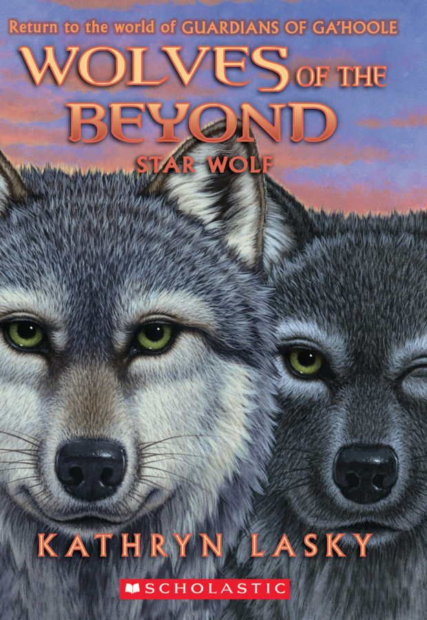 Kathryn Lasky - Wolves of the Beyond #6: Star Wolf