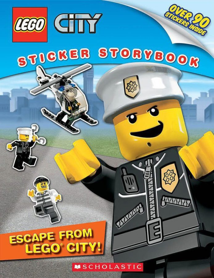 Wade Wallace - Escape from LEGO City!