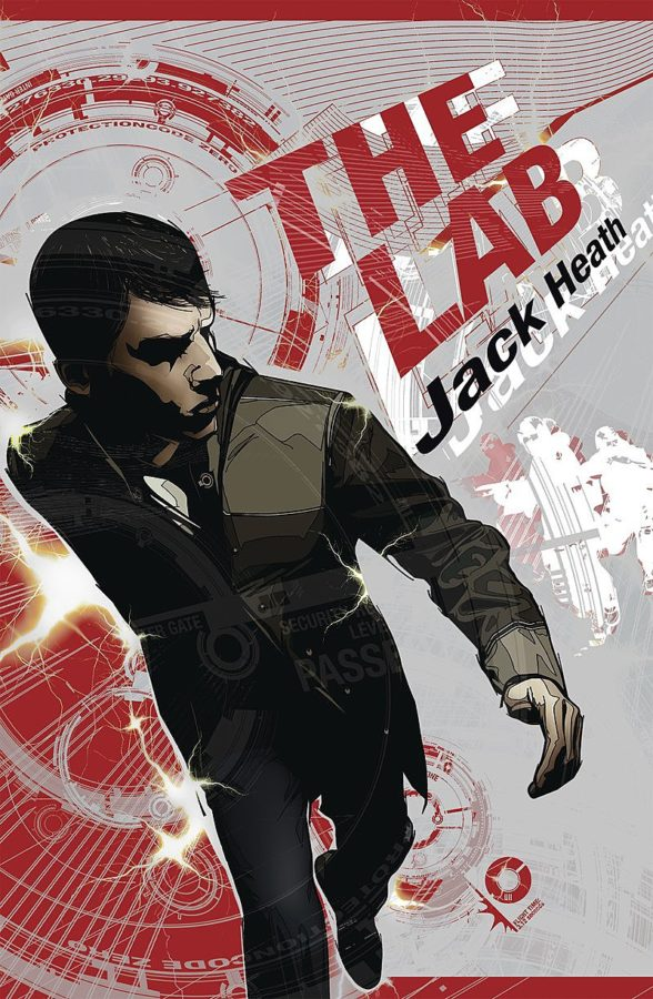 Jack Heath - The Lab
