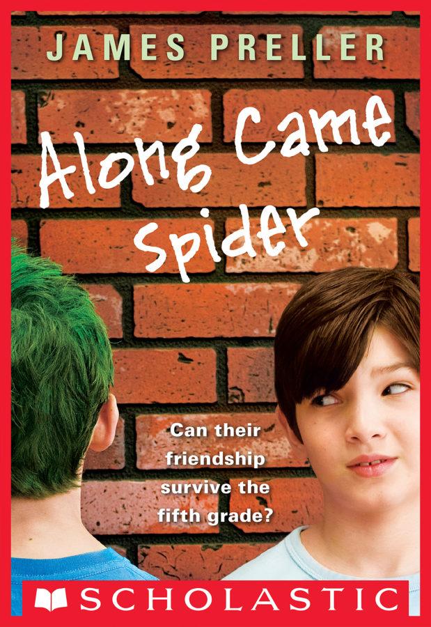 James Preller - Along Came Spider