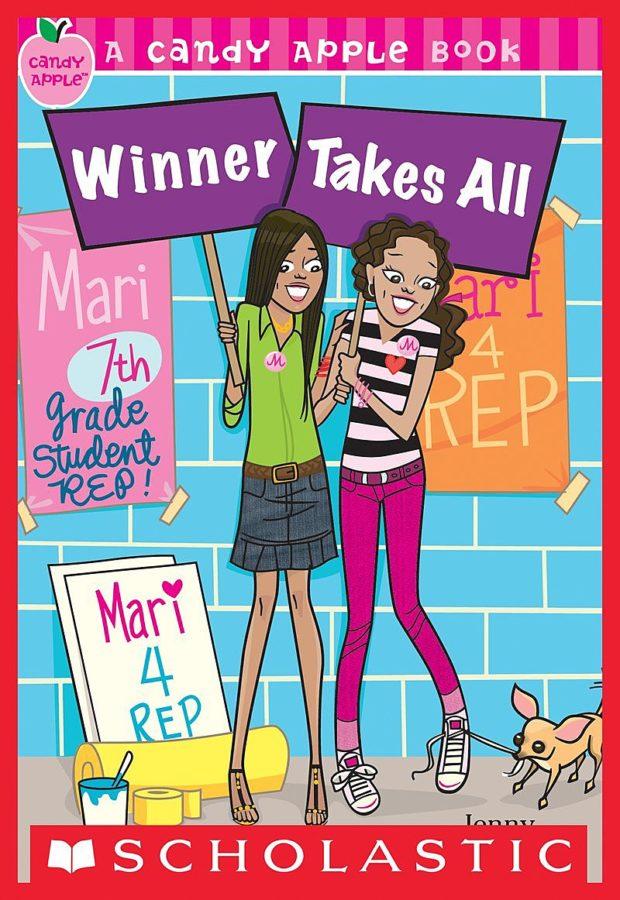 Jenny Santana - Winner Takes All