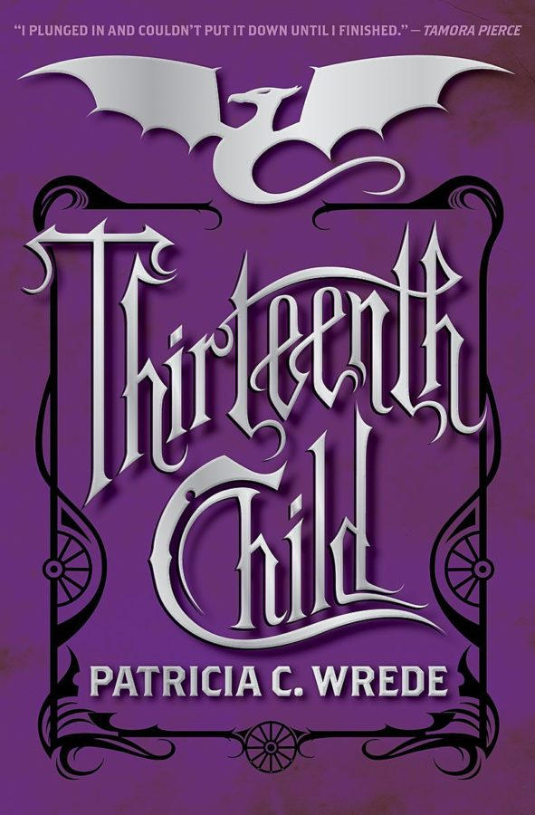 Patricia C. Wrede - Frontier Magic Book #1: Thirteenth Child