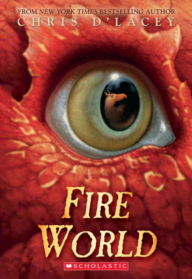Chris d'Lacey - Fire World