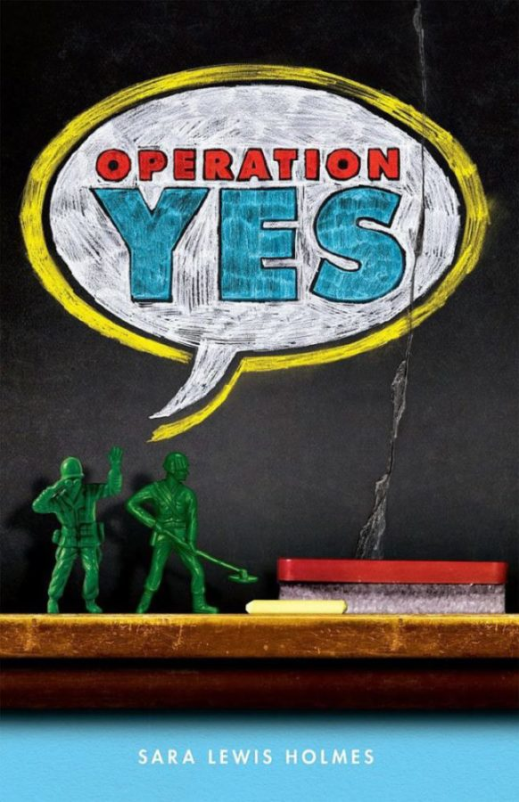 Sara Lewis Holmes - Operation Yes